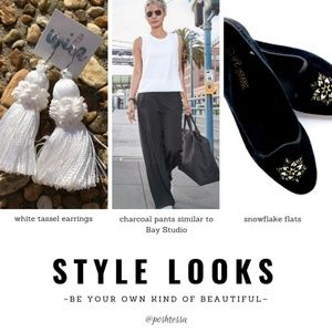 Other - Style YOU! Create your own look here @poshtessa